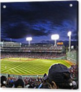 Fenway Night Acrylic Print