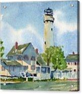 Fenwick Island Lighthouse Acrylic Print