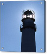 Fenwick Island Lighthouse Acrylic Print by Skip Willits