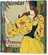 Ferdinand Schuyler Acrylic Print
