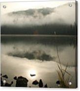 Fernan Fog Acrylic Print