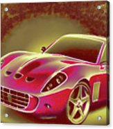 Ferrari 13 Acrylic Print