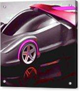 Ferrari 14 Acrylic Print