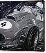 Ferrari 1958 Hawthrorn Acrylic Print