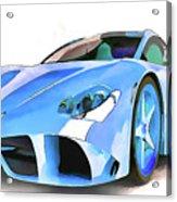 Ferrari 2 Acrylic Print