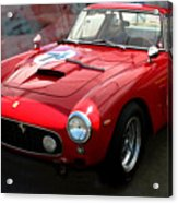 Ferrari 250 Gt Swb Acrylic Print