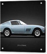 Ferrari 275 Gtb Acrylic Print