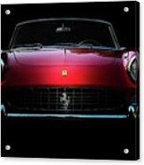 Ferrari 275 Gts Acrylic Print