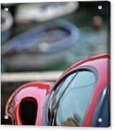 Ferrari 3 Acrylic Print