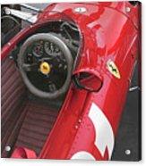 Ferrari 312 F-1 1967 Acrylic Print