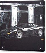 Ferrari 348 Gtr Testarrossa Acrylic Print