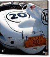 Ferrari 375 Mm Acrylic Print