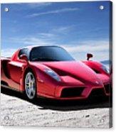 Ferrari Enzo Acrylic Print