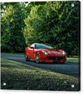Ferrari F12 Tdf Acrylic Print