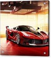 Ferrari Fxx K  1 Acrylic Print