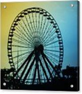 Ferris Wheel - Wildwood New Jersey Acrylic Print