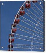 Ferris Wheel II Acrylic Print