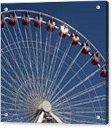 Ferris Wheel IIi Acrylic Print