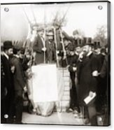 Festive Start Of Balloon 1906 Acrylic Print