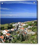Feteiras - Azores Islands Acrylic Print