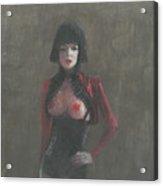 Fetish Artist Acrylic Print