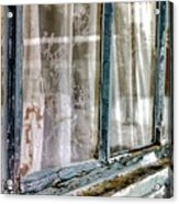 A Century Of Looking Out...and I Look In Acrylic Print