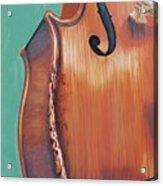 Fiddle IIi Acrylic Print