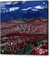 Field Of Hell Acrylic Print