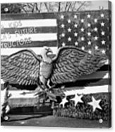 Fiesta Bowl Parade Phoenix Arizona 1990 Acrylic Print
