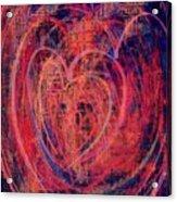 Fiesta De Amor Acrylic Print