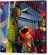 Fifth Ave Fantasy Acrylic Print