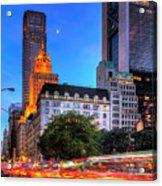 Fifth Avenue Acrylic Print