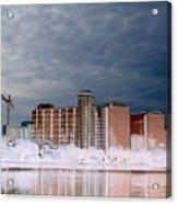 Fifth Demensional Orlando Fl Acrylic Print