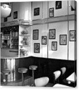 Fifties Diner Acrylic Print