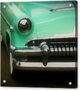 Fifties Ride Acrylic Print