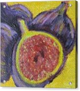Four Figs  Acrylic Print