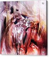 Figurative Art 004-b Acrylic Print