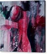 Figure Study 021 Acrylic Print
