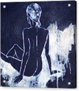Figure Study 045 Acrylic Print