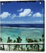 Fiji, Wakaya Island Acrylic Print