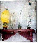 'filamentary My Dear Watson' Acrylic Print