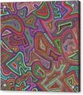 File 003 Acrylic Print