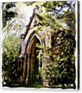 Final Abode  Acrylic Print