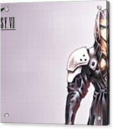 Final Fantasy Vii Acrylic Print