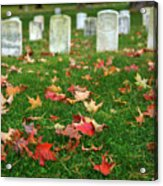 Final Resting Place Acrylic Print
