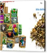 Find Bulk Herbal Incense Suppliers Acrylic Print