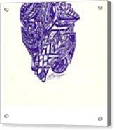 Find It Acrylic Print