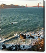 Find Your Bliss Acrylic Print
