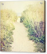 Finding Your Way Acrylic Print