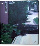 Findley Alley Acrylic Print